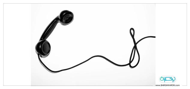 قطعی و خرابی تلفن